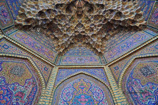 Moscheea caleidoscop din Iran - Poza 9