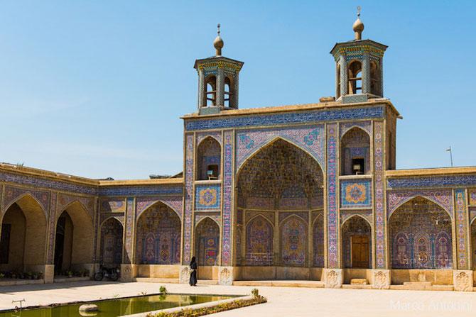Moscheea caleidoscop din Iran - Poza 10