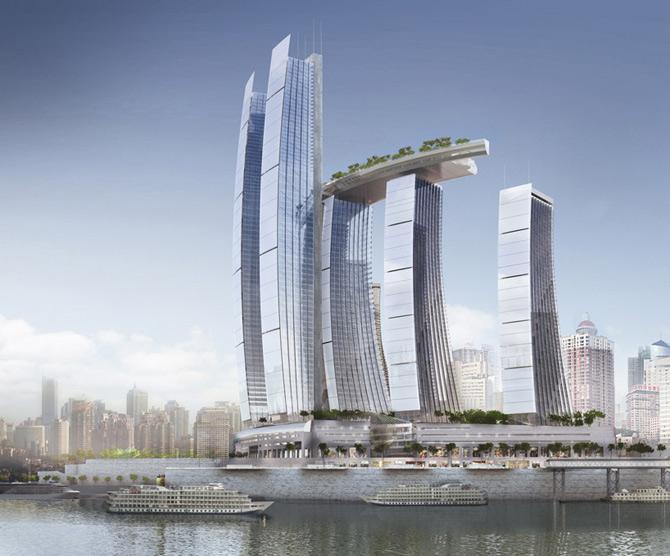 Reinventand China imperiala cu Moshe Safdie - Poza 1