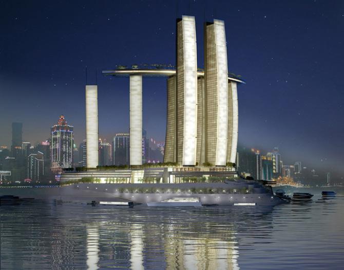 Reinventand China imperiala cu Moshe Safdie - Poza 7