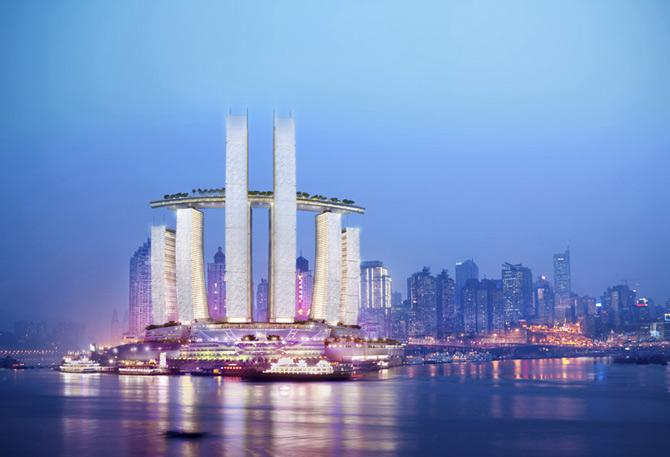 Reinventand China imperiala cu Moshe Safdie - Poza 8