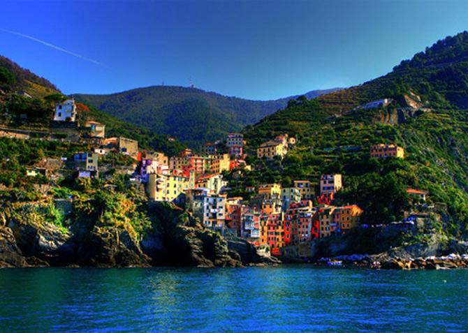 Cele mai colorate orase din lume in 11 imagini - Poza 1