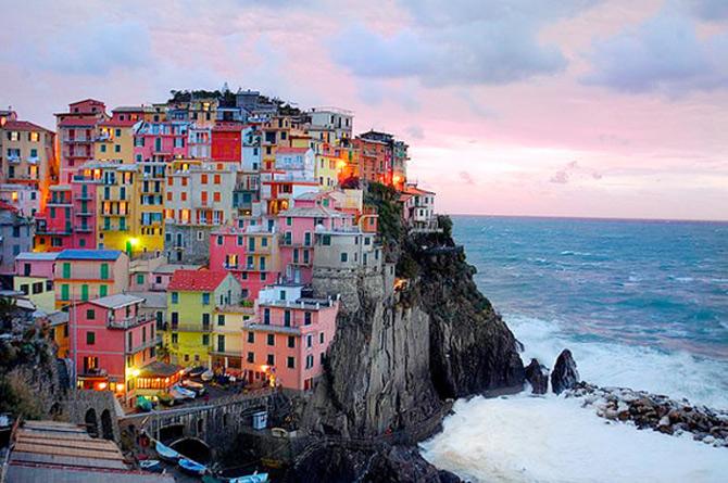 Cele mai colorate orase din lume in 11 imagini - Poza 2