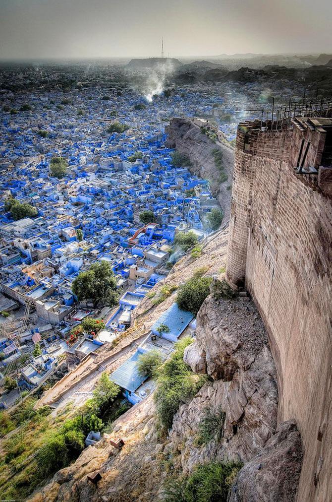 Cele mai colorate orase din lume in 11 imagini - Poza 4