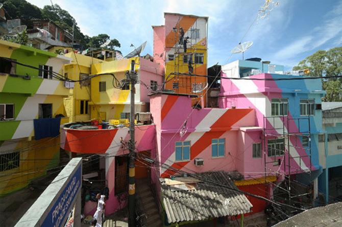 Cele mai colorate orase din lume in 11 imagini - Poza 7
