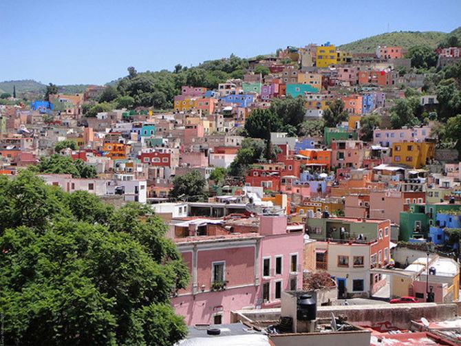 Cele mai colorate orase din lume in 11 imagini - Poza 8