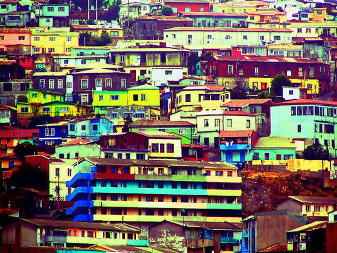 Cele mai colorate orase din lume in 11 imagini - Poza 9