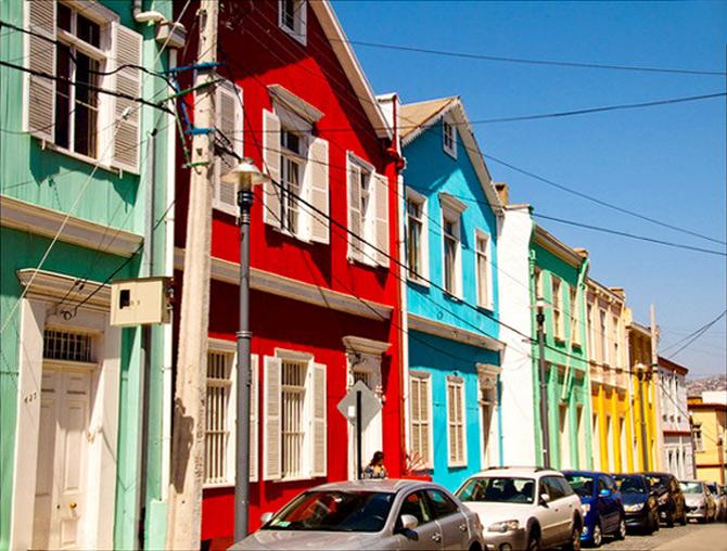 Cele mai colorate orase din lume in 11 imagini - Poza 11