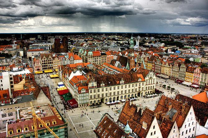 Cele mai colorate orase din lume in 11 imagini - Poza 10
