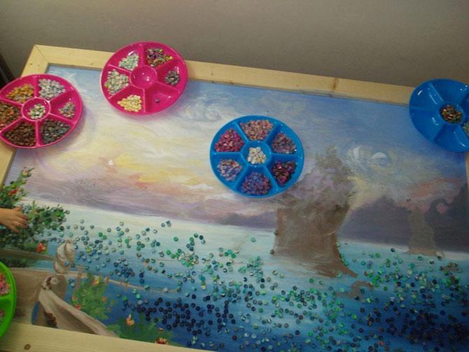 Mozaicuri din plastilina, realizate de o mama - Poza 3