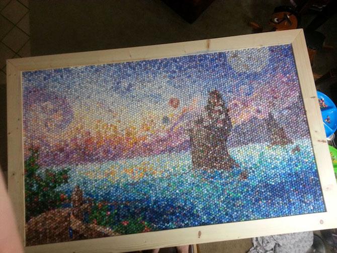 Mozaicuri din plastilina, realizate de o mama - Poza 5
