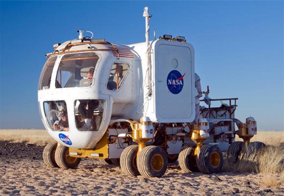 NASA vrea sa ajunga (iar) pe Luna - Poza 1