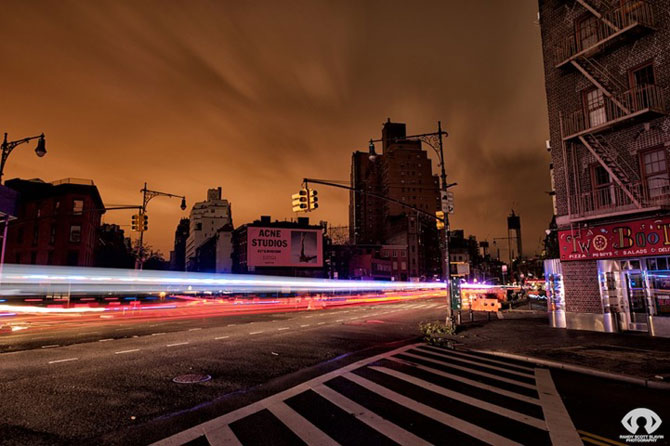Dupa uragan: Intuneric si singuratate la New York - Poza 9