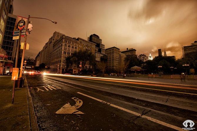 Dupa uragan: Intuneric si singuratate la New York - Poza 10