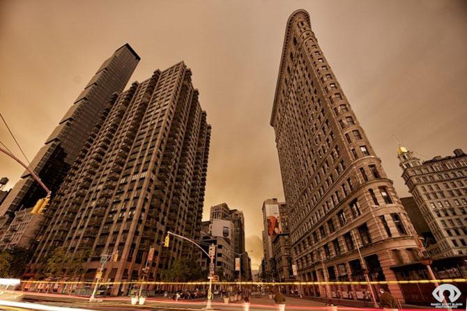 Dupa uragan: Intuneric si singuratate la New York - Poza 11