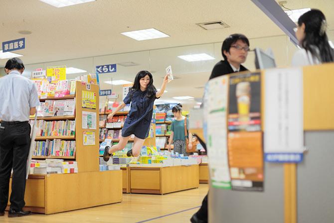 Natsumi Hayashi, japoneza zburatoare - Poza 1