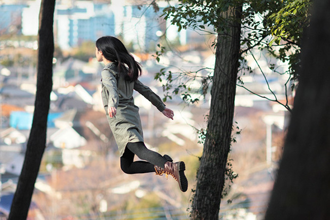 Natsumi Hayashi, japoneza zburatoare - Poza 6