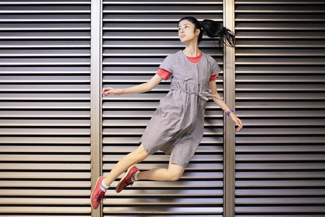 Natsumi Hayashi, japoneza zburatoare - Poza 10