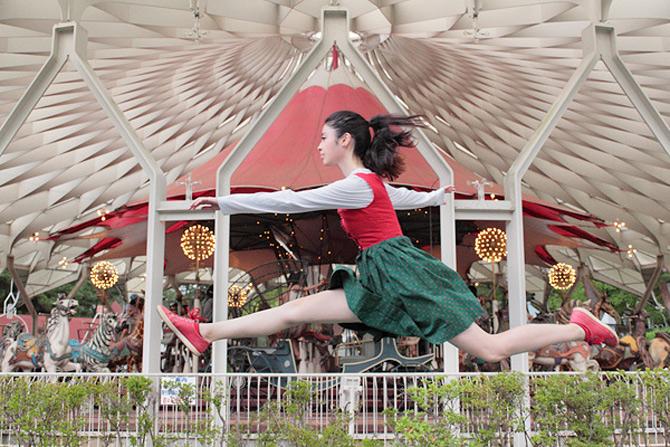 Natsumi Hayashi, japoneza zburatoare - Poza 13