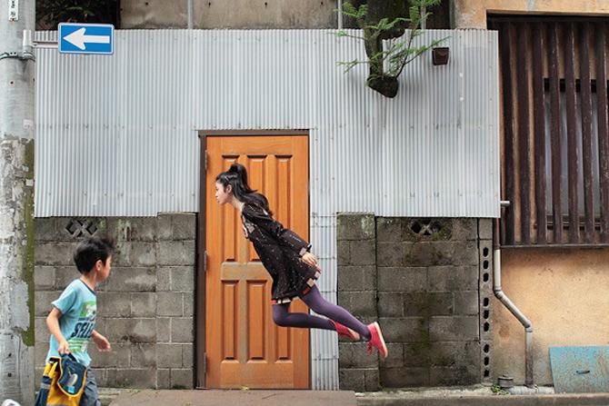 Natsumi Hayashi, japoneza zburatoare - Poza 14