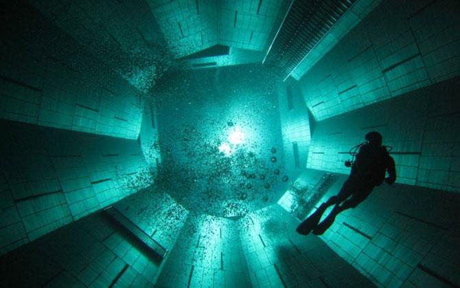 Nemo 33, cea mai adanca piscina din lume - Poza 1