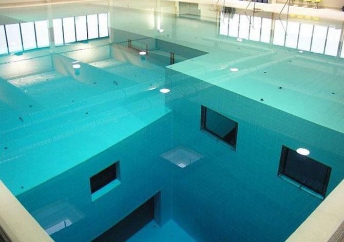 Nemo 33, cea mai adanca piscina din lume - Poza 2