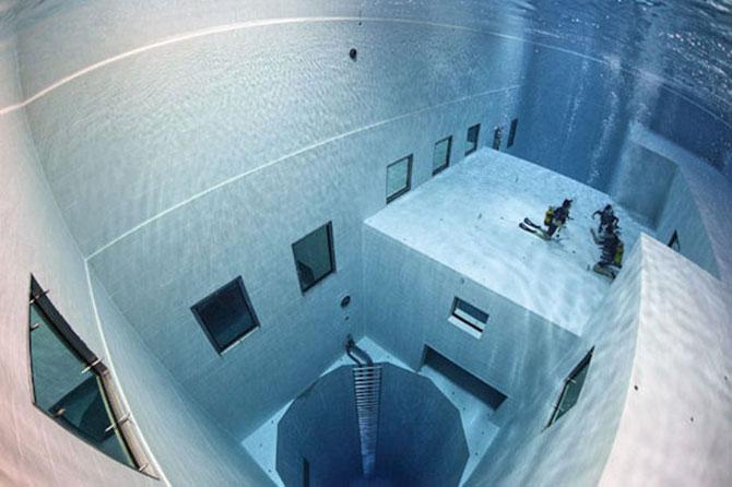Nemo 33, cea mai adanca piscina din lume - Poza 5