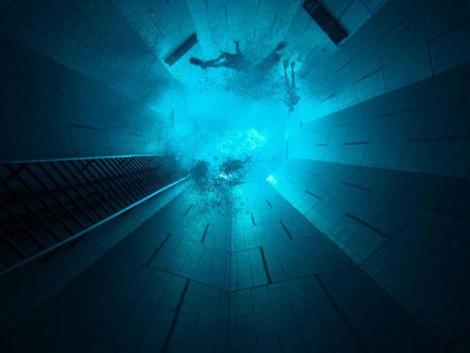 Nemo 33, cea mai adanca piscina din lume - Poza 7