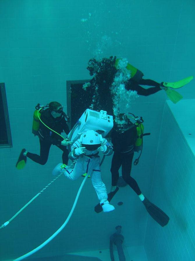 Nemo 33, cea mai adanca piscina din lume - Poza 9