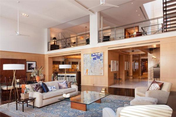 Penthouse in stil universitar, de $19,5 milioane - Poza 2