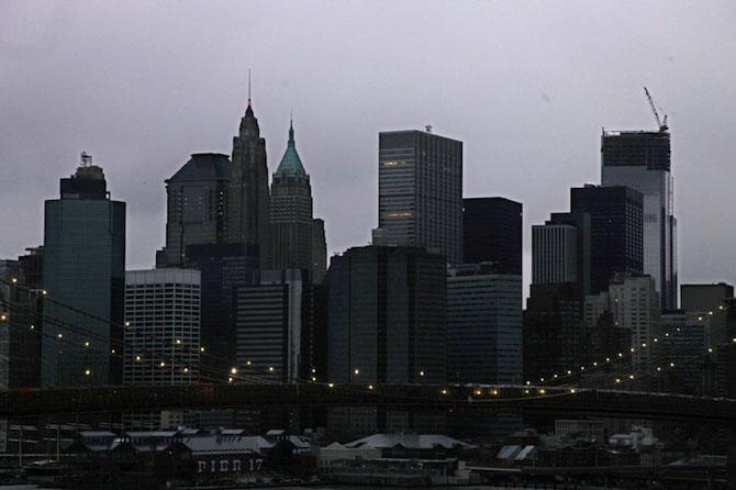 Uraganul Sandy a cufundat New Yorkul in bezna - Poza 2