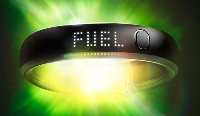 Activ interactiv: Nike+ Fuelband - Poza 2