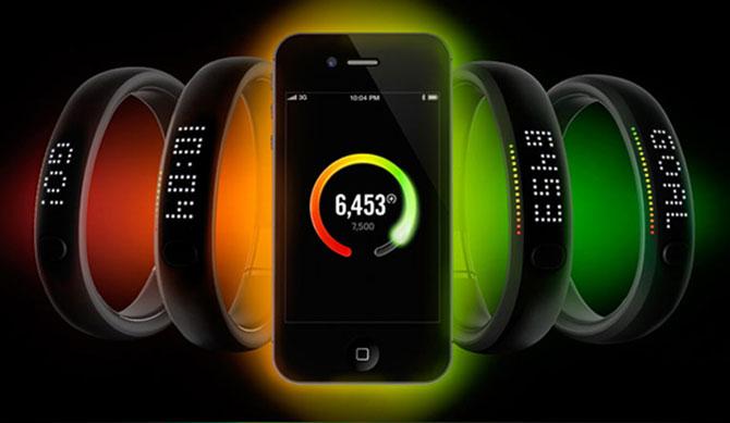 Activ interactiv: Nike+ Fuelband - Poza 3