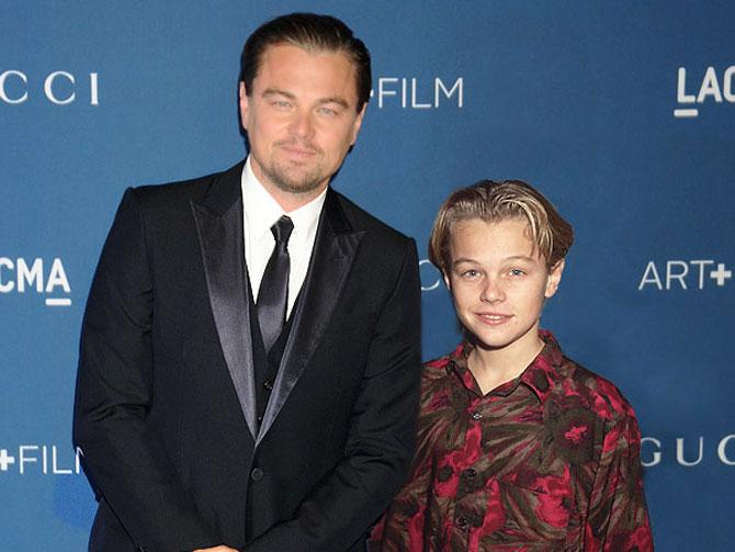 10 castigatori de Oscar pozeaza cu ei insisi in tinerete - Poza 1