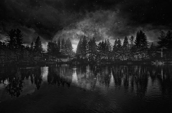 Ceruri sumbre si sublime, de Nydia Lilian - Poza 5