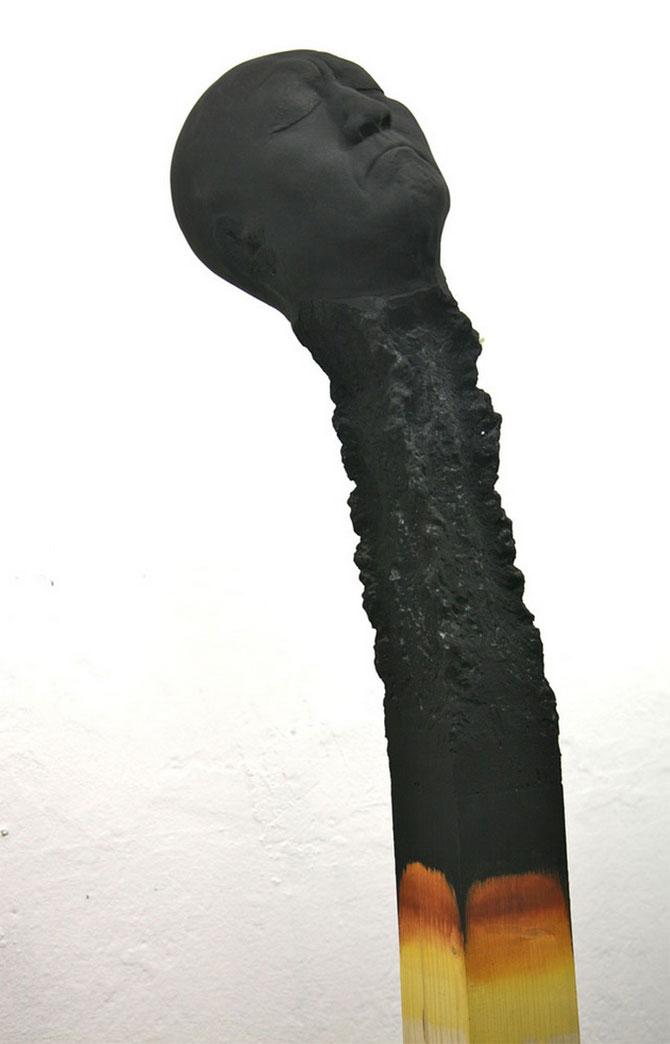 Oamenii-bat-de-chibrit de Wolfgang Stiller - Poza 2