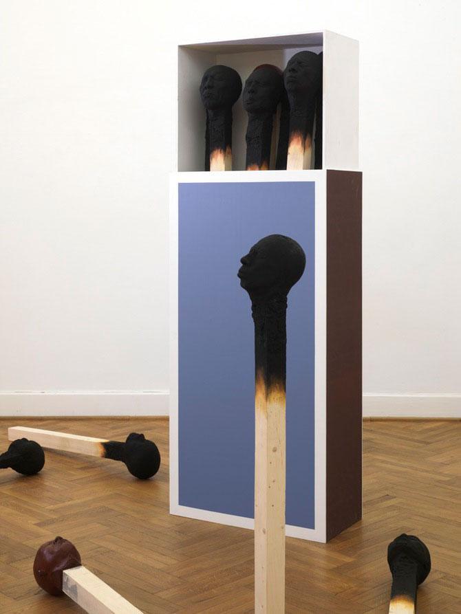 Oamenii-bat-de-chibrit de Wolfgang Stiller - Poza 5