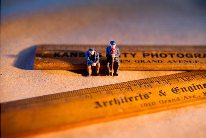 Teatru-foto cu miniaturi, de Audrey Heller - Poza 5