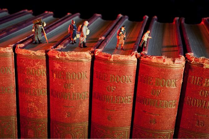 Teatru-foto cu miniaturi, de Audrey Heller - Poza 11