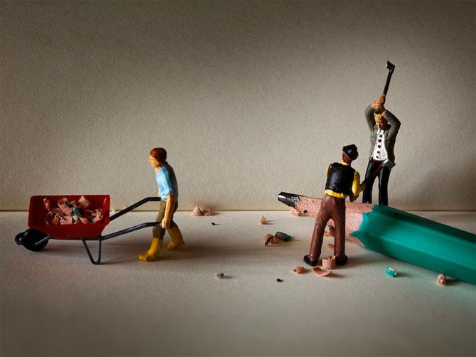 O lume mult mai mica, de Jean-Joseph Renucci - Poza 2
