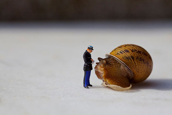 O lume mult mai mica, de Jean-Joseph Renucci - Poza 6