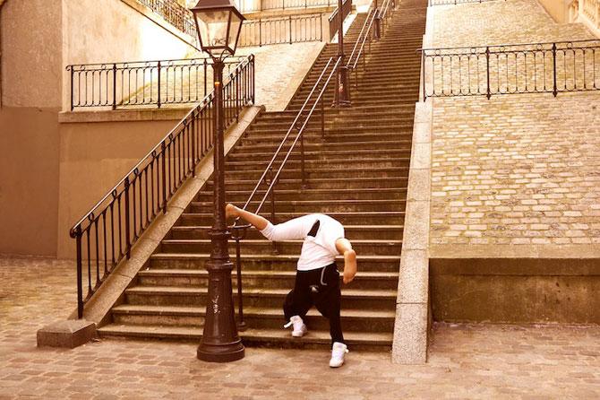 Cu fundu-n sus la Paris - Poza 8