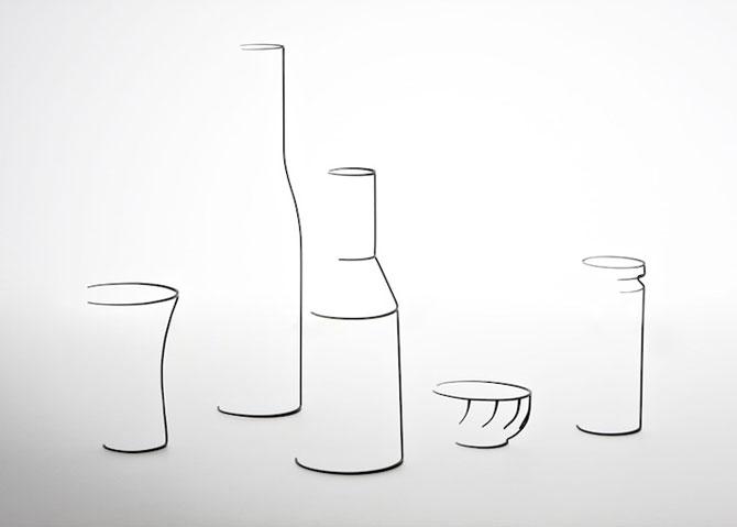Maya Selway deseneaza jumatati de obiecte 3D - Poza 3