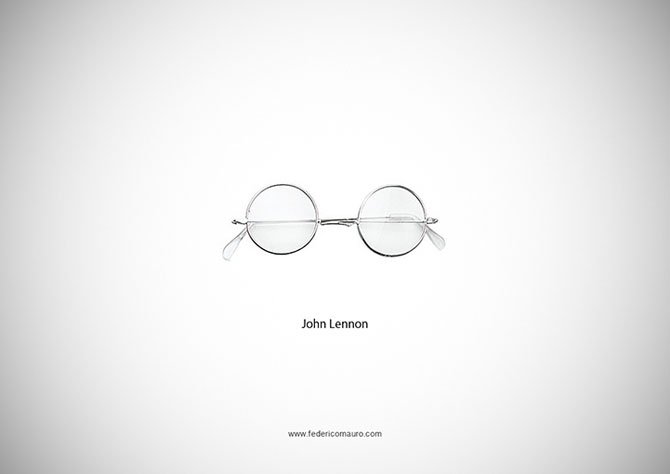 Cei mai celebri ochelari, de Federico Mauro - Poza 1