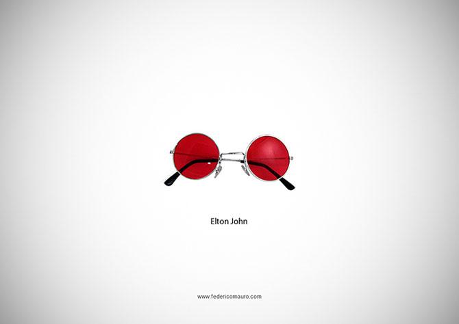 Cei mai celebri ochelari, de Federico Mauro - Poza 2