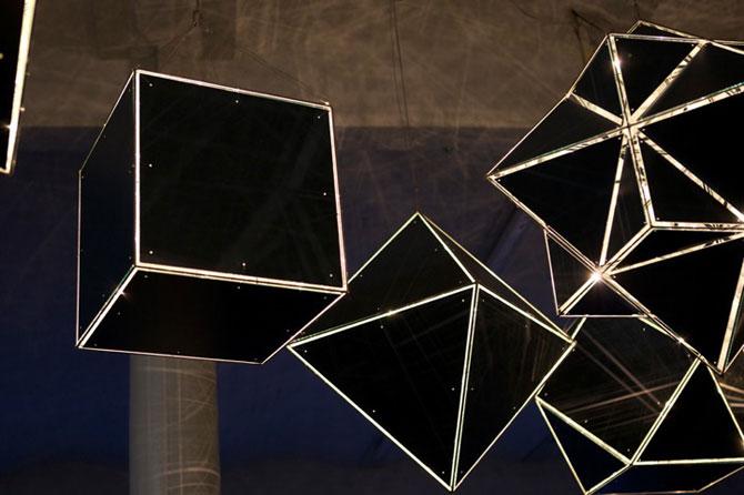 Poezie matematica luminoasa, de Olafur Eliasson - Poza 2