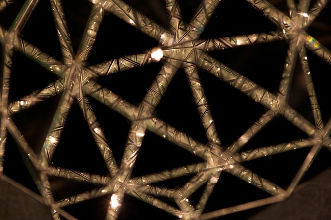 Poezie matematica luminoasa, de Olafur Eliasson - Poza 4