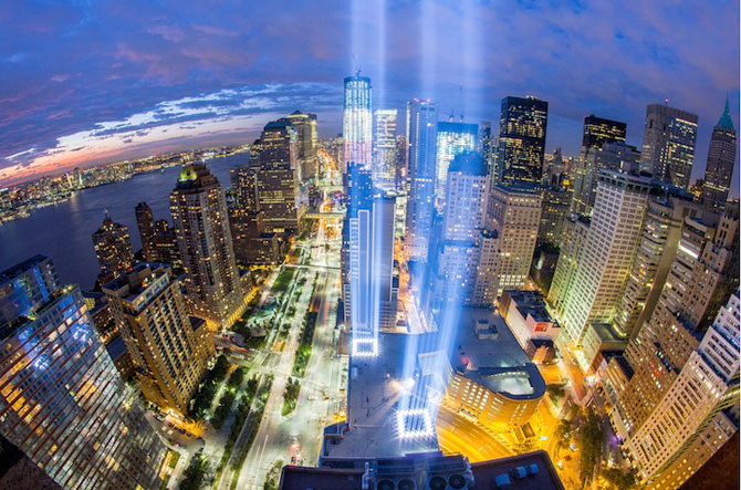 In memoriam luminos pentru 11 septembrie - Poza 3