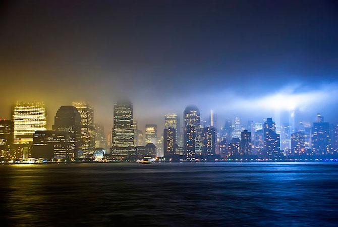 In memoriam luminos pentru 11 septembrie - Poza 5