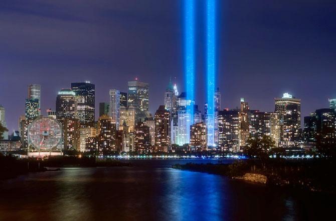 In memoriam luminos pentru 11 septembrie - Poza 6